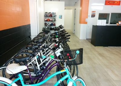 Rent-a-bike-section-of-Access-office-in-Vancouver