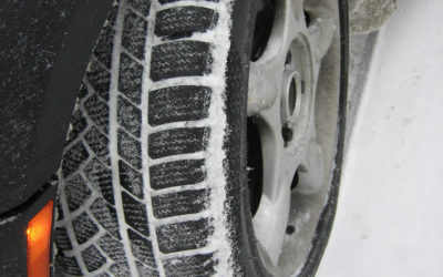 Winter Tires Are Mandatory in British Columbia.