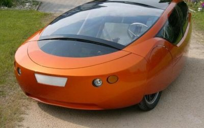 7 Most Amazing 3D Printed Cars