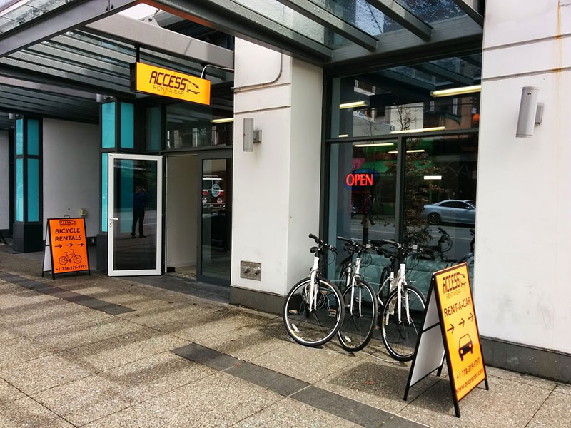 Bike-rental-in-Vancouver-at-Access-bike-rental