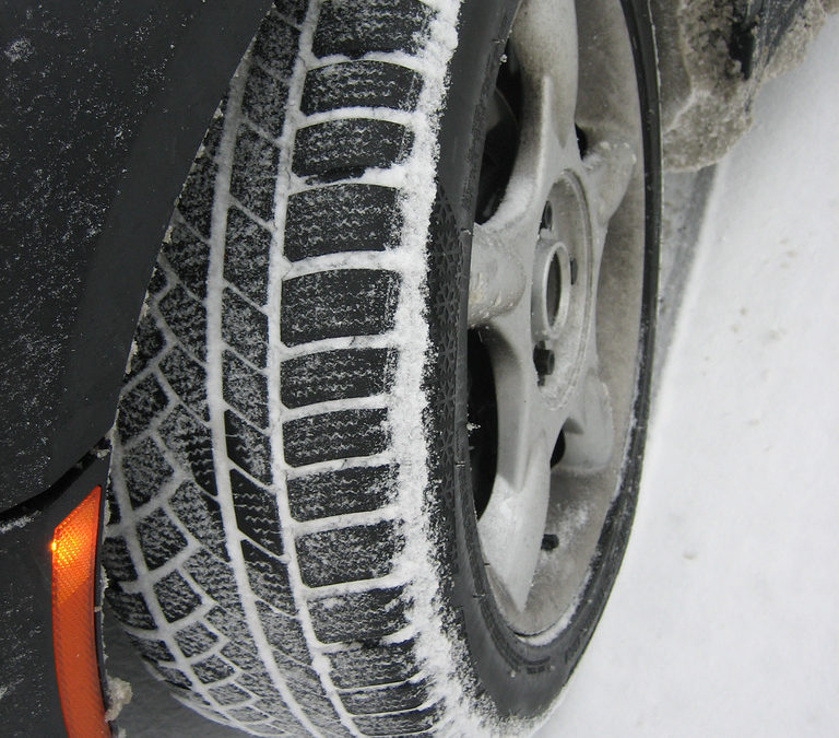 Winter Tires Are Mandatory in British Columbia.