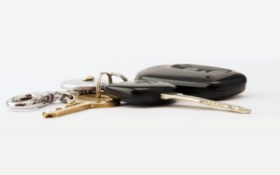 Preventing rental car break ins